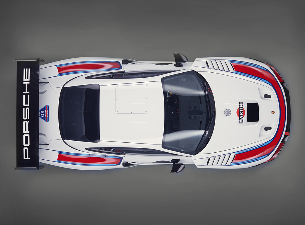 Exclusive new edition of the Porsche 935 - News - July 2019